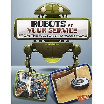 Robots at Your Service (World of Robots)