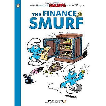 Le Schtroumpf finances (Schtroumpfs Graphic Novels)