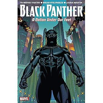 Panthère noire Vol. 1: Une Nation sous nos pieds (Black Panther 1)