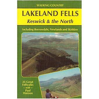 Lakeland Fells: Keswick and the North (Walking Country)