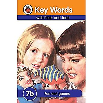 Fun and Games (Key Words)