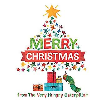 Merry Christmas from the Very Hungry Caterpillar (World of Eric Carle)