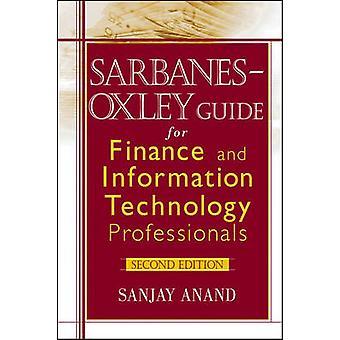 SOX para finanzas y por Anand