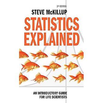 Statistikk forklares med McKillup & Steve