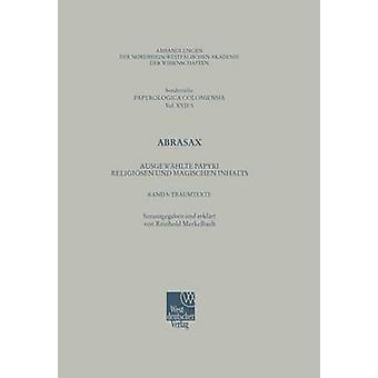 Traumtexte par Merkelbach & Reinhold