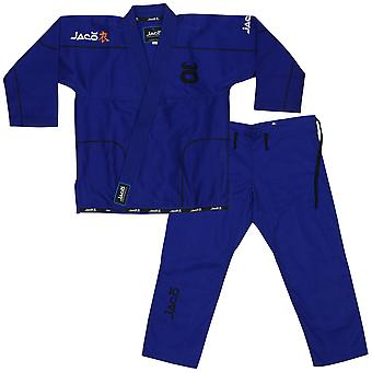 Jaco Mens Performance BJJ Gi -Royal Blue