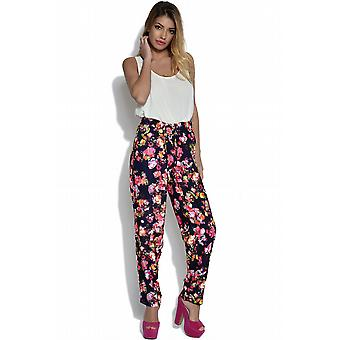 Girls On Film Kaleidoskop Floral Hose