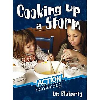Cooking Up a Storm by Liz Flaherty - 9780864316707 Book