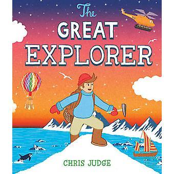 Den stora Utforskaren av Chris domare - 9781849394017 bok