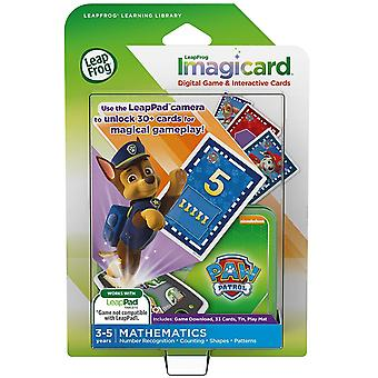 LeapFrog Learning Library ImagiCards Paw Patrol Toy