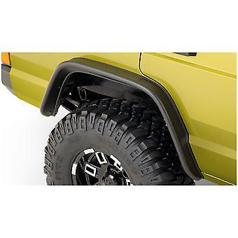 Bushwacker 10064-07 FF Jeep Flat Sty 2Pc