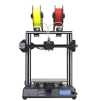 Geeetech a20m mix-color 3d stampante 255x255x255mm formato di stampa