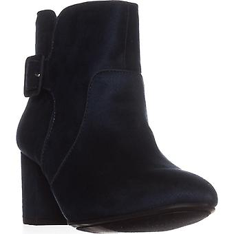 White Mountain Calisi Ankle Booties, Black, 11 US