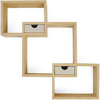 Beyond The Page Mdf Wall Box Shelf 20