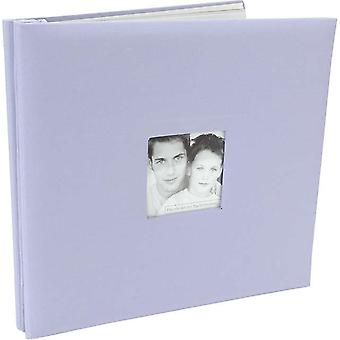 Mode Stoff Postbound Scrapbook Album 12