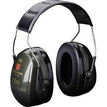 Peltor Optime II H520A Dark green Ear Defender