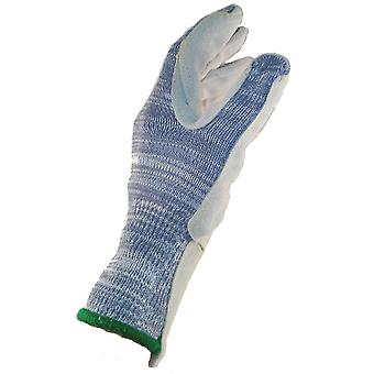 Polyco Blade Runner Stretch Cut Resistant Gloves Grey