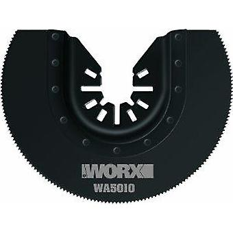 Worx HSS segment saw blade Ø80mm.