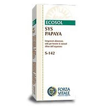 Forza Vitale Sys.papaya 50Ml.