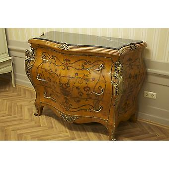 baroque rococo chest of drawers historism antique style MoAl0421