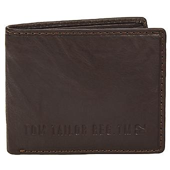 Tom Tailor Harry small leather purse wallet 20403