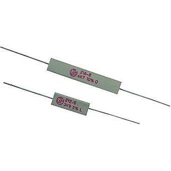 VitrOhm high load wire wound resistor Axially wires High load