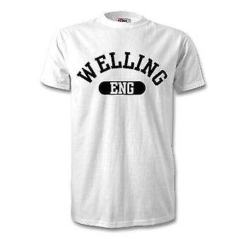 Welling England City T-Shirt