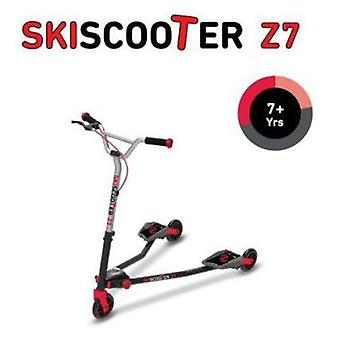 Smart Trike Black Red Scooter Z7 (Outdoor , On Wheels , Scooters)