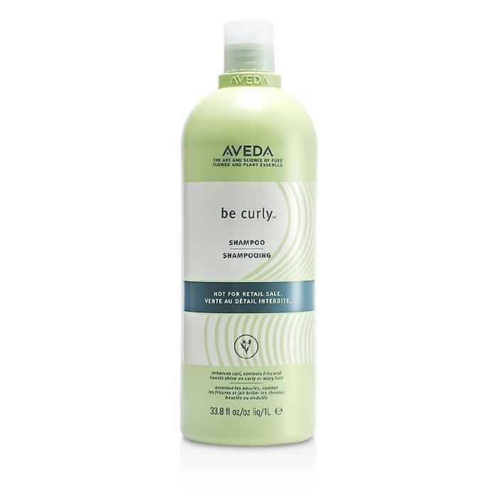 Aveda Be Curly Shampoo (Salon product) 1000ml / 33.8oz