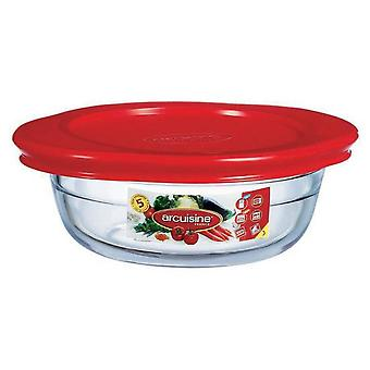 Ocuisine Round container with lid 26cm / 2.3L Cook & St