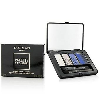 Guerlain 5 Couleurs Eyeshadow Palette - # 05 Après-L'Ondee - 6g/0,21 oz