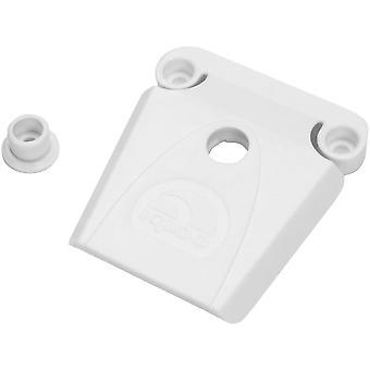 IGLOO udskiftning plast køler låsen - hvid