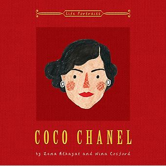 Coco Chanel (Life Portraits) (Hardcover) by Cosford Nina Alkayat Zena