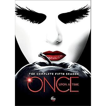 Once Upon a Time: The Complete Fifth Season [Blu-ray] USA import