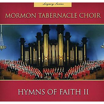 Mormon Tabernakel kor - arv serie: Salmer af tro, Vol. 2 [CD] USA import