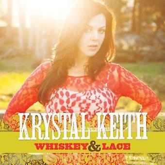 Krystal Keith - whisky & blonder [CD] USA import