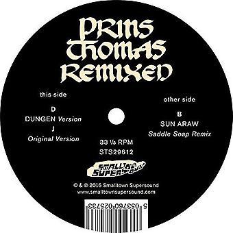 Prins Thomas - Dungen & solen Araw Remixes [Vinyl] USA import