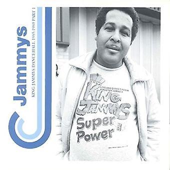 Forskellige kunstner - King Jammys Dancehall 1: Digital Revolution [Vinyl] USA import