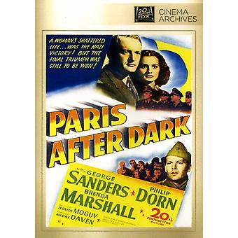 Paris After Dark [DVD] USA import
