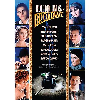 Bloodhounds of Broadway [DVD] USA import
