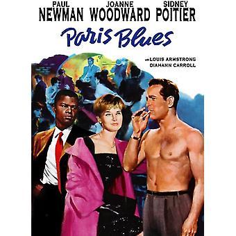 Paris Blues (1961) [DVD] USA importerer