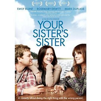 Your Sister's Sister [DVD] USA import