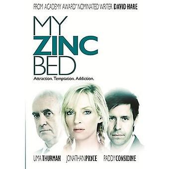 My Zinc Bed [DVD] USA import
