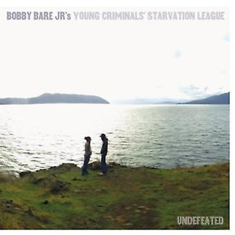Bobby Jr Bare - Undefeated [CD] USA import