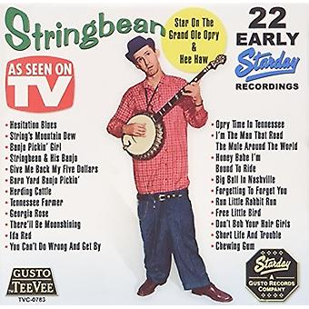 Stringbean - 22 Early Starday Recordings [CD] USA import