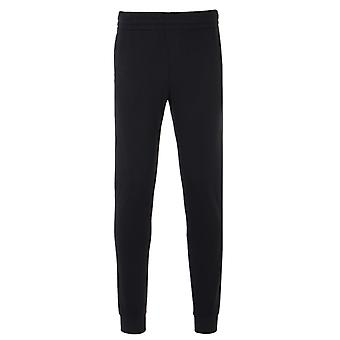 EA7 Black Shield Logo Tracksuit Bottoms