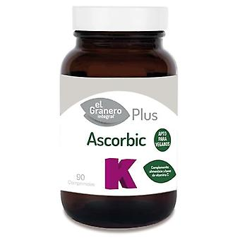 El Granero Integral Ascorbic-K 90 Tablets (Vitamins & supplements , Special supplements)