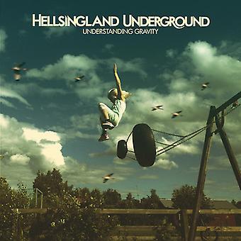Hellsingland Underground - forståelse grovhed [CD] USA importerer