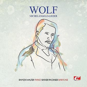 Wolf - Michelangelo-Lieder [CD] USA import