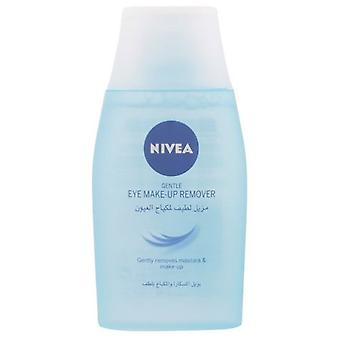 Nivea Gentle Eye Make-Up Remover 125 Ml (Woman , Cosmetics , Skin Care , Eyes and lips)